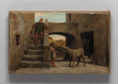 The Fable of the Miller, His Son, and the Donkey