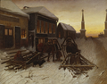 The Last Tavern at the City Gates