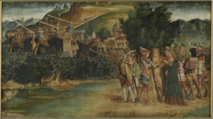The Marriage of Jason and Medea