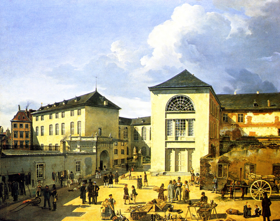 The Old Academy in Düsseldorf