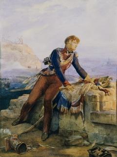 The Polish Standard-Bearer: Paris 1814