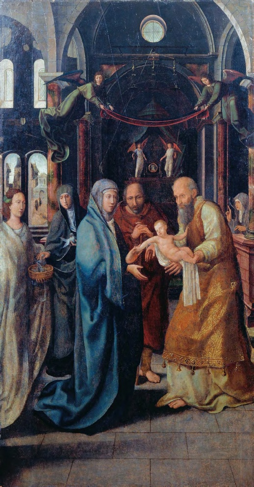 The Presentation at the Temple