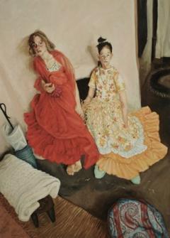 THE SLATOR DAUGHTERS