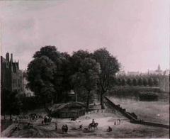 The Vijverberg in the Hague