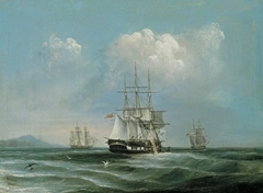The Whaling Ship Pacific