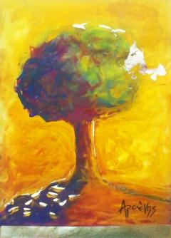 """""""Της Λησμονιάς Το Δέντρο"""",  """"Oblivion's Tree""""."""