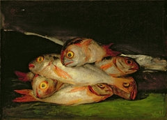 Still Life with Golden Bream