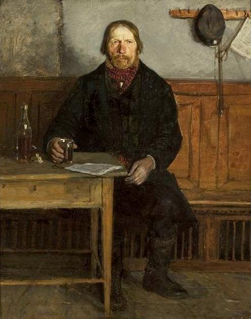 Piotrowski in the Inn