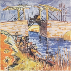 The Bridge of Langlois at Arles