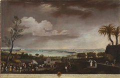 View of the Port of Antibes (El puerto de Antibes)