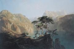 Vue du lac des Quatre-Cantons