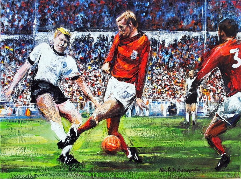 World Cup Final, 1966: England vs. West Germany