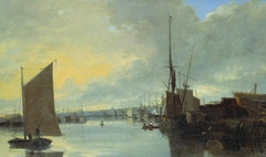 Yarmouth Harbour - Evening
