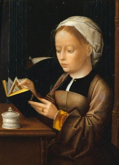 A Reading Magdalen