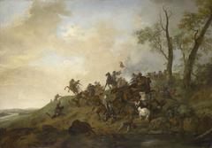 A Skirmish of Cavalry