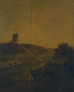 A Windmill near Norwich