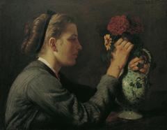 Agathe Thoma, sister of the artist