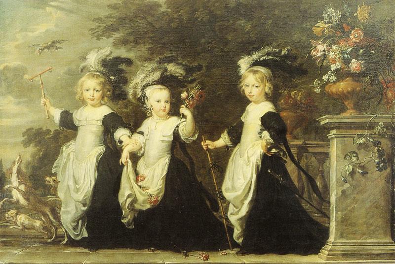 Alexander, Jan-Cornelis and Maria-Aldegonda Goubau