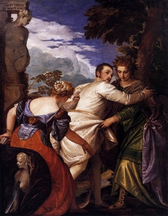 Allegory of Virtue and Vice