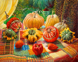 Altar of Thanksgiving III
