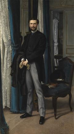 Baron Aimé de la Seillière