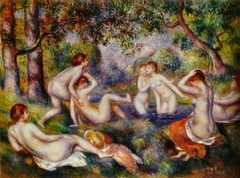 Bathers in the Forest (Baigneuses dans la forêt)