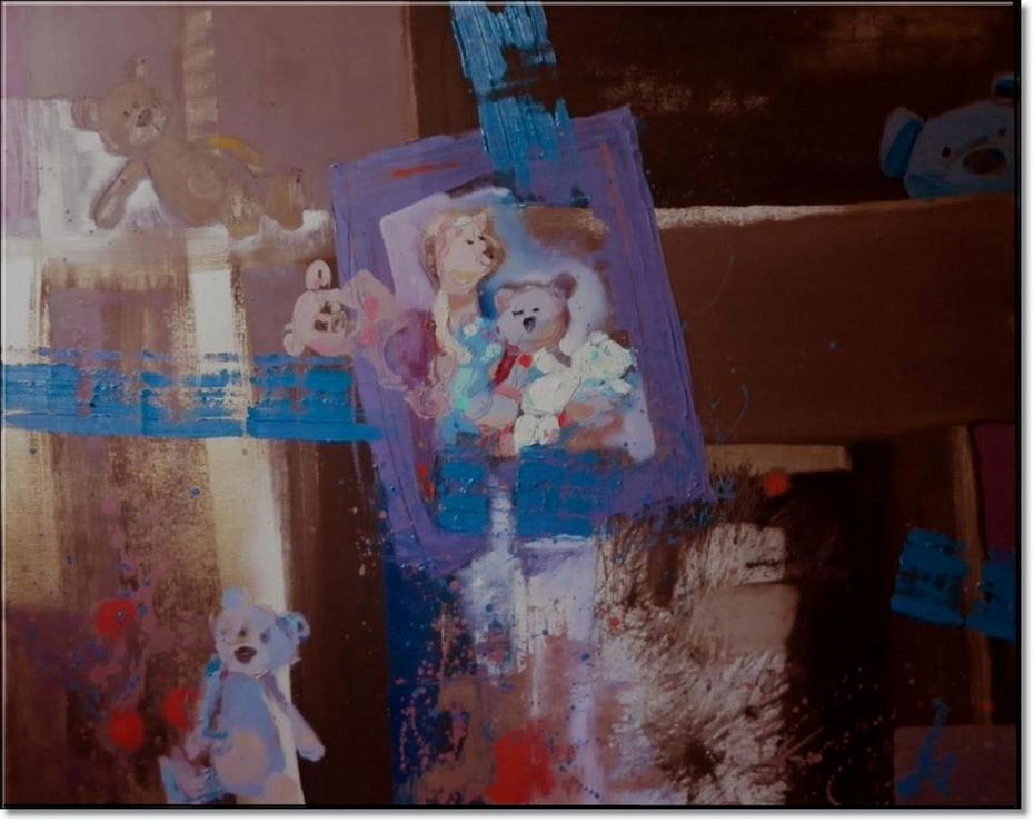 Bears, 2012 by ANNA ZYGMUNT