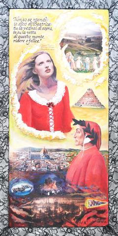 Beatrice and Dante