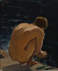 Boy on a Shore