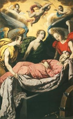 Burial of Saint Catherine