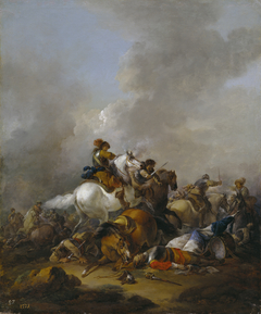 Cavalry Battle