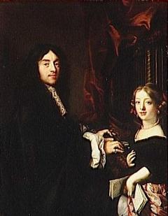 Charles Couperin et la fille du peintre