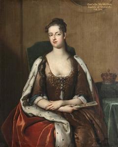 Charlotte Myddelton, Countess of Warwick (1680- 1731)