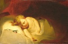 Child Asleep (The Rosebud)