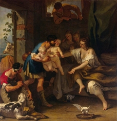 Childhood of Romulus and Remus