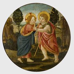 Christ Child with the Infant St. John the Baptist