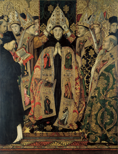 Consecration of Saint Augustine