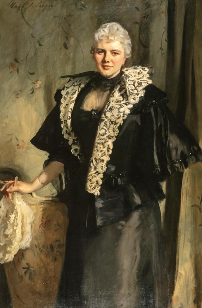 Constance Wynne-Roberts, Mrs Ernest Hills of Redleaf (died 1932)