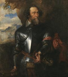 Count Hendrik van den Bergh