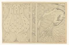 Cover Design for Louis Couperus' Psyche