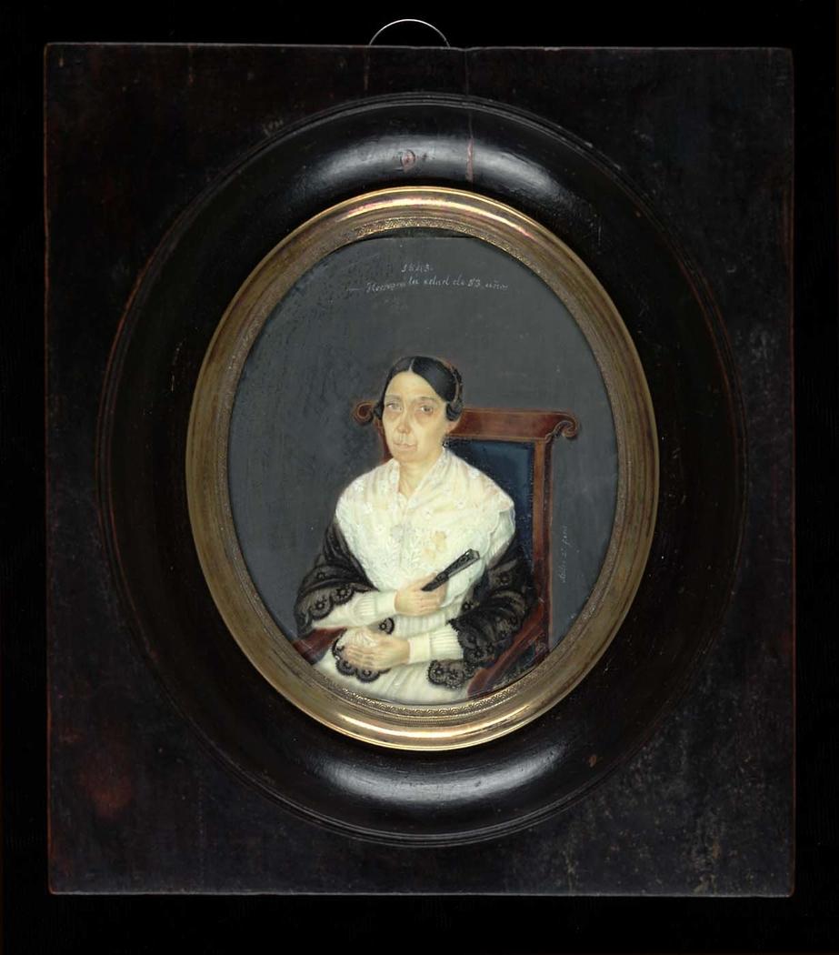 Dama desconocida (Unknown Lady)