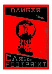 Danger, Carbon Footprint (iii)