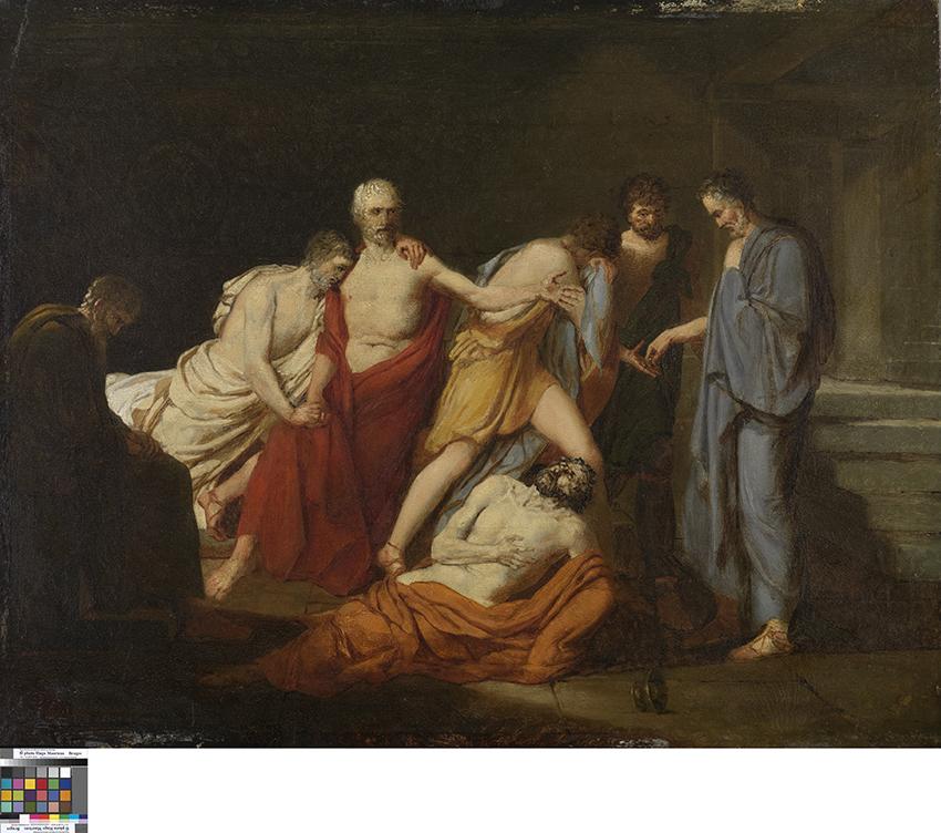 De dood van Phocio