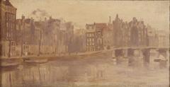 De Oude Waal bij de Bantammerstraat