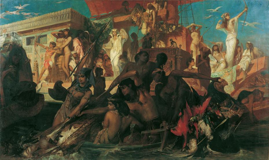 Die Niljagd