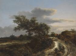 Dune Landscape near Haarlem