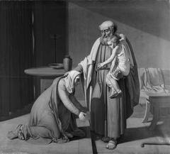 Elias opvækker enkens søn fra de døde