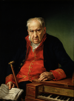 Félix Máximo López, First Organist of the Royal Chapel