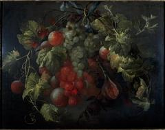 Festoon of Fruit