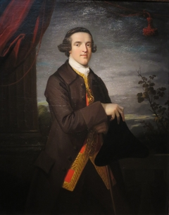 George Harry Grey, Lord Grey (later the Fifth Earl of Stamford)